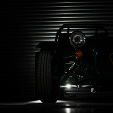 The new Caterham Seven will be revealed this fall