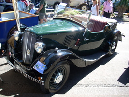 1938 Morris 8 Series II Tourer