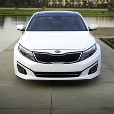 Kia Optima Gen.3
