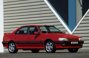Peugeot 405 1.9 GRD Turbo