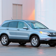 Honda CR-V SE 2WD 5-Spd AT