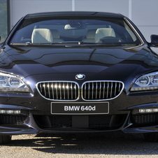 BMW 650i Coupe M Sport