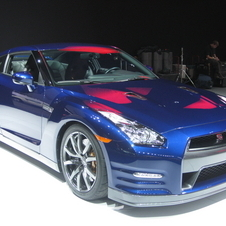 Nissan GT-R Coupe 3.8 V6