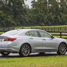 Acura TLX V6 SH-AWD Advance
