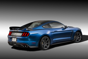 "With an output above 500hp Ford created the version following the ""same spirit"" of the original Shelby GT350 Competition"