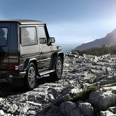 Mercedes-Benz G 350 BlueTEC Station BA3 Final Edition