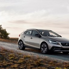 Volvo V40 Cross Country D4 Plus Geartronic