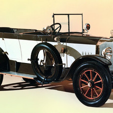 Daimler Mercedes-Knight 16/45 hp