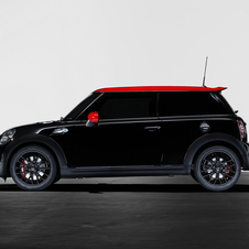 MINI (BMW) Cooper S John Cooper Works