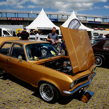 It caters to fans of all eras of Opel cars