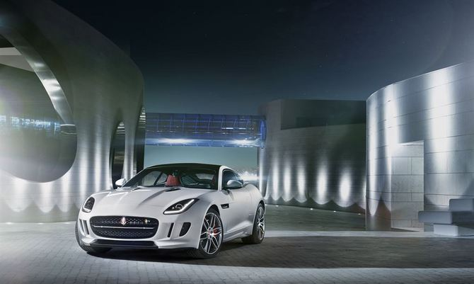 Jaguar clearly still knows how to design a great looking car