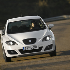 Seat Leon 1.6 TDI CR 105 hp Ecomotive Reference Start/Stop