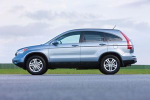 Honda CR-V SE 4WD 5-Spd AT