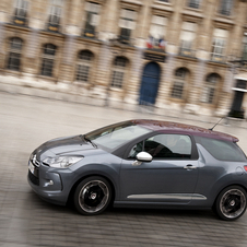 Citroën DS3 1.6 HDi 110 Sport Chic