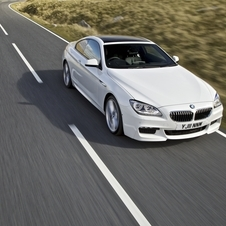 BMW 650i Coupe SE