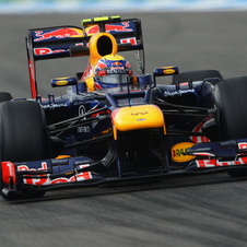 Vettel would have finished second if his pass on Button had not have been ruled off track