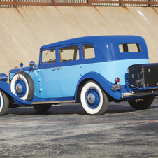 Marmon Sixteen Five-Passenger Sedan by LeBaron