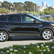 Ford Escape 1.6 EcoBoost AWD