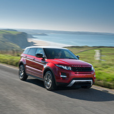Land Rover Evoque TD4 2.2 Dynamic 4WD Auto