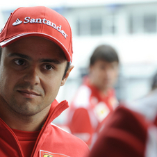 Massa's future at Ferrari seems everything but certain.