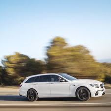 Mercedes-Benz E63 AMG 4Matic+
