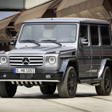 Mercedes-Benz G 500 Edition Select
