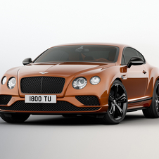 Also making its debut on the Continental GT Speed range is the Black Edition which celebrates the GT's sporting character