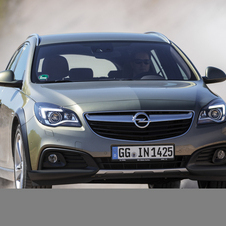 Opel Insignia Country Tourer 2.0 CDTI