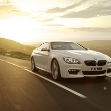 BMW 640d Coupe SE