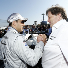 Under his reign, Mercedes has dominated the DTM