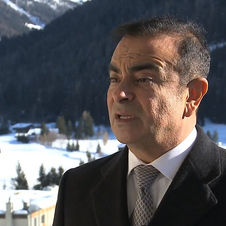 Carlos Ghosn does not see a rebound for at least two or three years