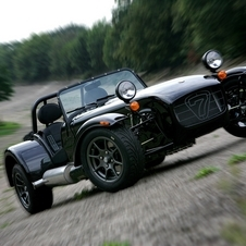 Caterham 7 Roadsport 1.6 Sigma 150hp