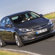 Opel Astra 1.4 Turbo FlexFuel