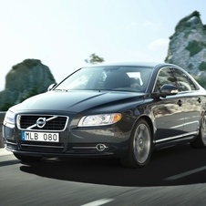 Volvo S80 T5 Summum Powershift Geartronic