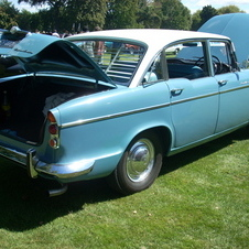 1966 Humber Super Snipe Series V Saloon