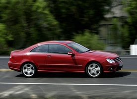 Mercedes-Benz CLK 550