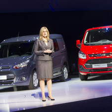 Barb Samardzich is the head of Ford products in Europe