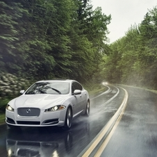 Jaguar XF 3.0 V6 S/C Premium Luxury AWD