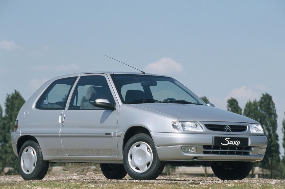 Citroen Saxo 1.1i. Citroën Saxo 1.1i X