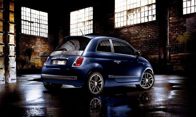 People :: Fiat 500 TwinAir 85 Dualogic by Diesel photo :: autoviva ...