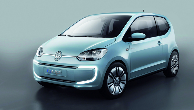 Rumormill: VW E-Up to Be on Sale Within a Year