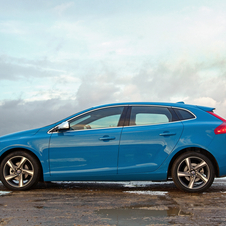 Volvo V40 D4 R-Design Geartronic