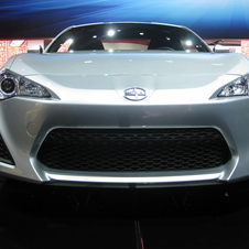 Scion FR-S AT