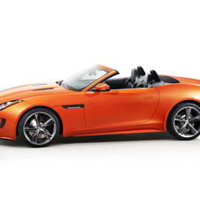 The F-Type Coupe will come next year