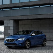 Volvo V40 D4 R Design Geartronic