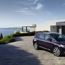 Renault Grand Scénic Energy dCi Intens