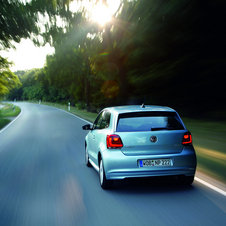 Volkswagen Polo 1.2l TDI BlueMotion 75hp