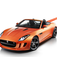 The F-Type Coupe will be positioned to take on the 911