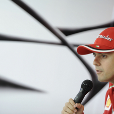 Massa is hoping that he can jump start his championship chances or at least keep his job