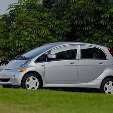 The cars are all based on the Mitsubishi i-MIEV
